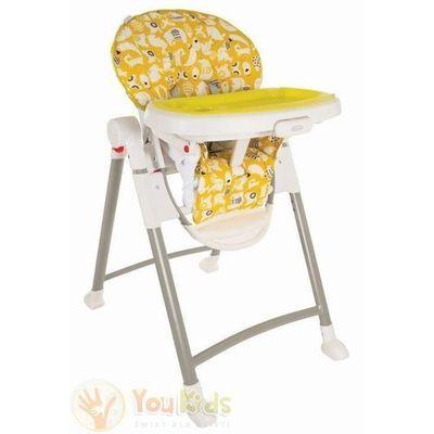 Krzesełka do karmienia Graco MINILO