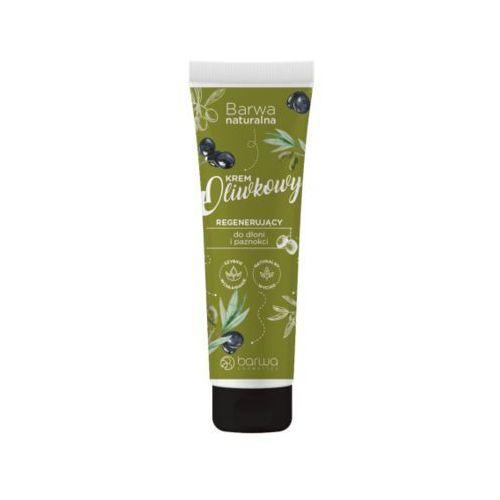Barwa regenerujący krem do rąk z oliwką 100ml - Genialna promocja