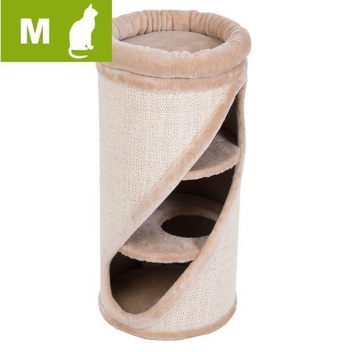 Wieża Diogenes Basic Diagonal drapak dla kota, beżowy, M - Wys. x śr.: 75 x 36 cm | Dostawa GRATIS!| Tylko teraz rabat nawet 5%