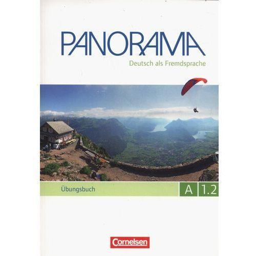 Panorama A 1.2 Ubungsbuch - Finster Andrea, Jin Friederike, Paar-Grunbichler Verena, oprawa miękka