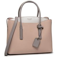 Torebka KATE SPADE - Margaux Large Satchel PXRUA160 Blush Multi 685