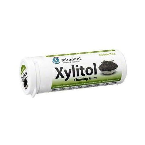 Xylitol guma do żucia zielona herbata x 30 sztuk