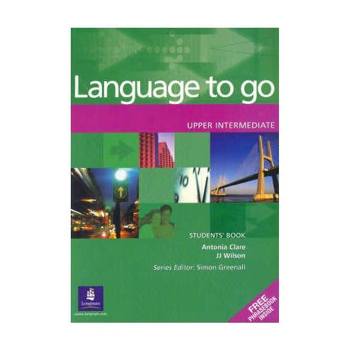 Language to Go Upper-Intermediate Student's Book (podręcznik) (9780582403994)
