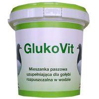 dg glukovit - odżywka z glukozą i witaminą b i c dla gołębi 250g marki Dolfos