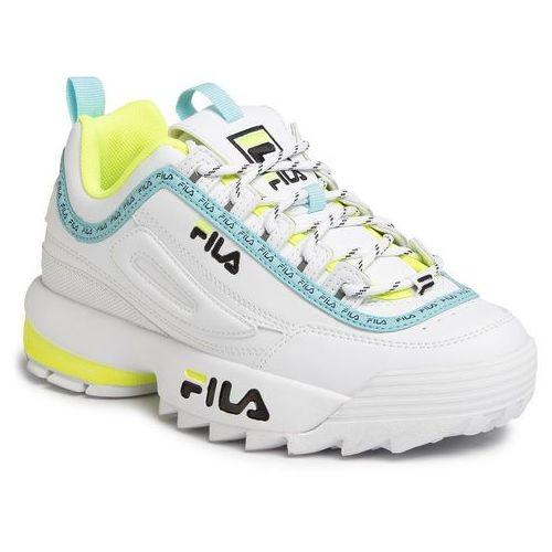Sneakersy d2 m disruptor mid wmn 1010446.25y black (Fila)