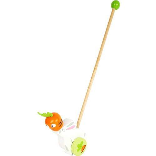 Zabawka do pchania dla dzieci - Króliczek