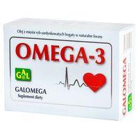 Kapsułki Gal Omega 3 60 kaps.