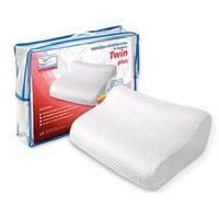 poduszka ortopedyczna z pamięcią twin plus marki Dr sapporo