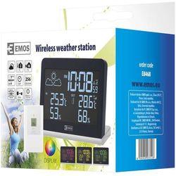 Termometry i stacje pogodowe  EMOS