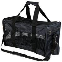 Trixie torba do transportowania psa lub kota czarna 28841 (4011905288413)