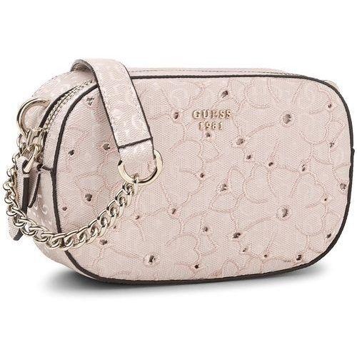 Torebka GUESS Jayne (SG) Mini Bag HWSG69 61700 ROS, kolor beżowy