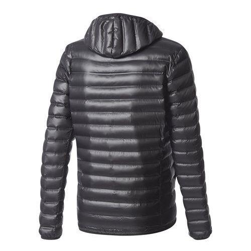 Kurtka adidas Varilite Hooded Down Jacket BQ7782, kolor czarny