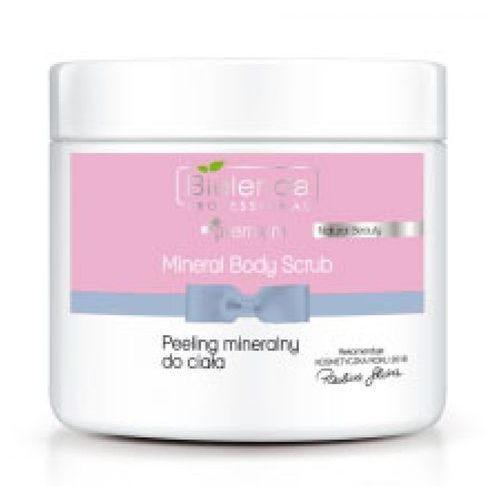 Bielenda professional mineral body scrub peeling mineralny do ciała - Bombowa promocja