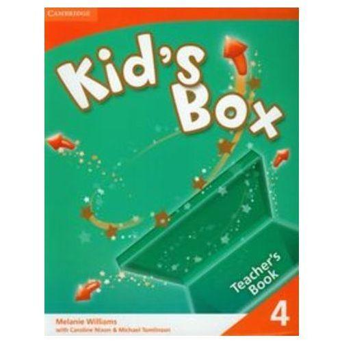 Kods Box 4. Teacher s book (118 str.)