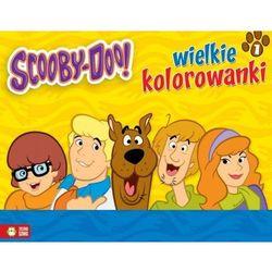 Scooby-Doo Wielkie kolorowanki Część 1