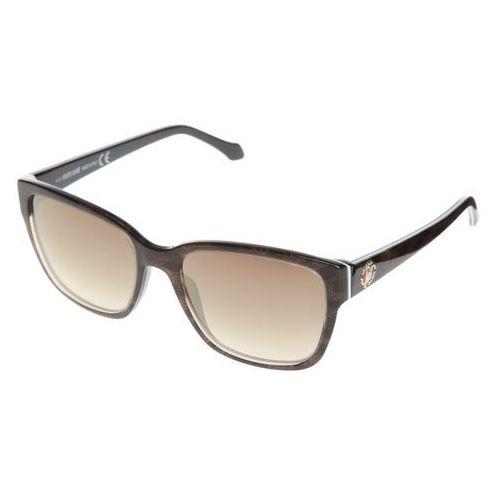 Alsafi okulary przeciwsłoneczne brązowy uni Roberto cavalli