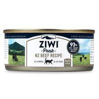 Ziwipeak daily cat mokra karma dla kotów z wołowiną 185g
