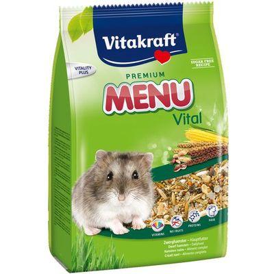 Karmy dla gryzoni Vitakraft KrakVet