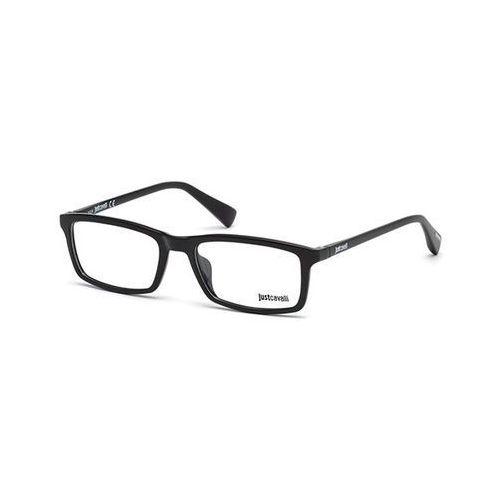 Just cavalli Okulary korekcyjne jc 0758 001
