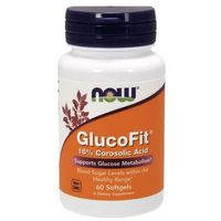 Kapsułki GlucoFit (Liście banaba ekstrakt) 60 kaps.