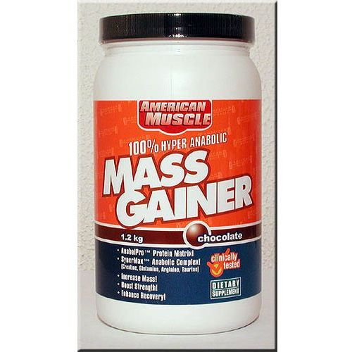 Mass gainer - 4500 g American muscle