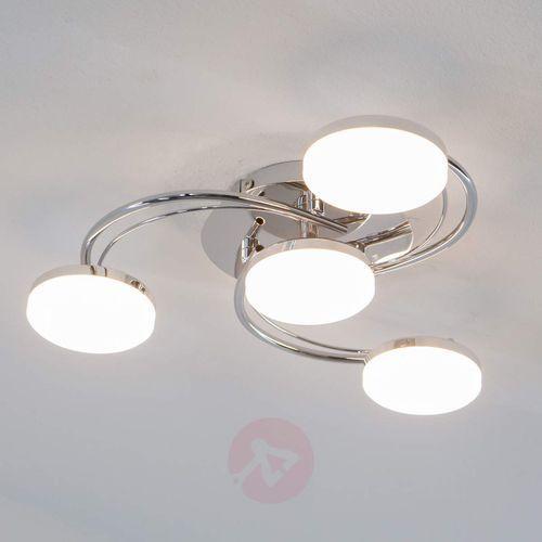 Piękna Lampa Sufitowa Led Lillith Lampenweltcom