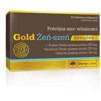 Olimp Gold żeń-szeń complex 30 tab.
