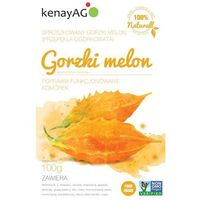 Sproszkowane owoce GORZKIEGO MELONA (przepękla ogórkowata) 100g