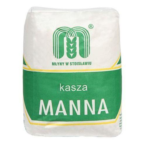 Młyny stoisław Kasza manna 1 kg
