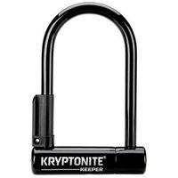 Zapięcie U-lock Keeper 12 Mini-6 8.2x15.2 cm z uchwytem DD