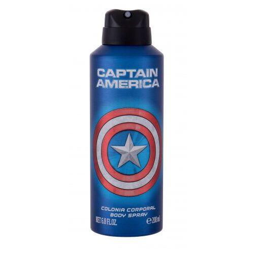 Marvel Captain America dezodorant 200 ml dla dzieci - Promocja