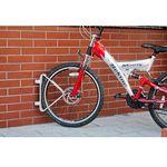 Bezpieczny stojak na rower pojedynczy bremen 45 marki Eco-market.pl