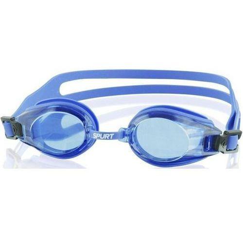 Spurt Okulary pływackie 300 af niebieski