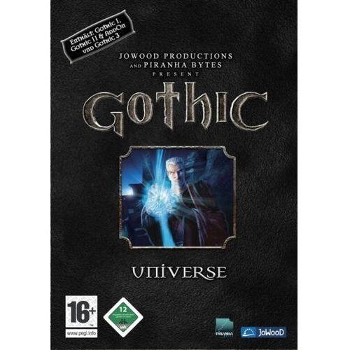 Gothic universe - wersja cyfrowa - k00230- zamów do 16:00, wysyłka kurierem tego samego dnia! marki Jowood