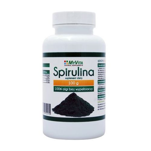 Myvita Spirulina platensis 100g