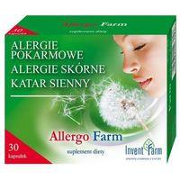 Allergo Farm - alergie pokarmowe, skórne, katar sienny