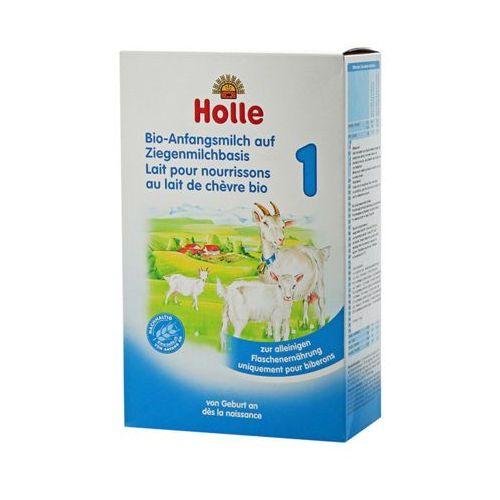1 400g mleko kozie początkowe dla dzieci i niemowląt od urodzenia w proszku bio Holle