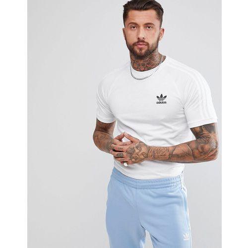 adidas Originals california t shirt in white White