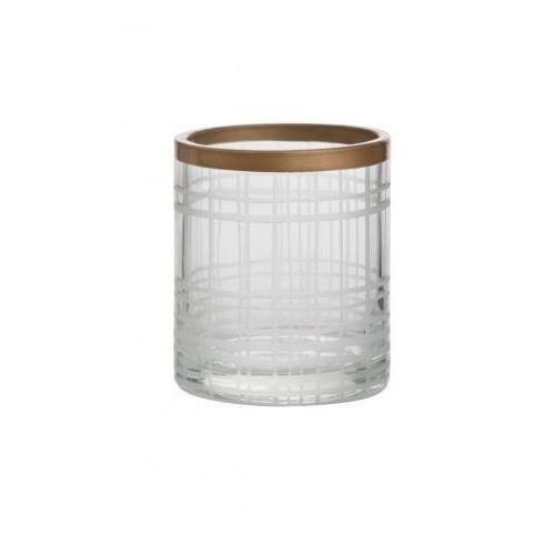 świecznik na votive copper elegance piaskowy Yankee candle