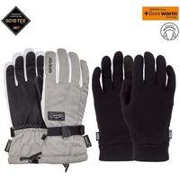 rękawice POW - Ws Crescent GTX Long Glove + WARM Ash (AS)