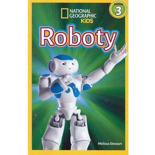 National Geographic Kids Roboty Poziom 3 - Praca zbiorowa (48 str.)