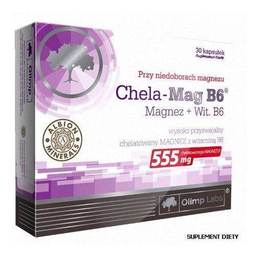 Kapsułki Chela-Mag B6 kaps.x 60 /Olimp