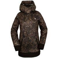 bluza VOLCOM - Spring Shred Hoody Leopard (LEO) rozmiar: L
