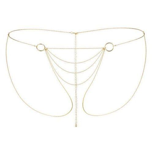 Bijoux indiscrets - magnifique bikini chain (złoty) marki Bijoux indiscrets (sp)