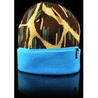 czapka zimowa OFFICIAL - Giraffe Rain Blue (000) rozmiar: OS