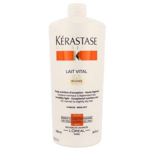 Lait vital - mleczko proteinowe do włosów lekko suchych, normalnych 1000 ml Kerastase - Najtaniej w sieci