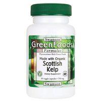 Kapsułki Swanson Scottish Kelp 750 mg 30 kapsułek