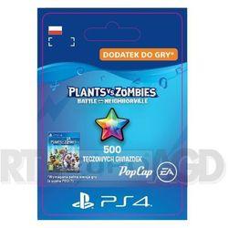 Plants vs. Zombies: Battle for Neighborville 500 tęczowych gwiazdek [kod aktywacyjny] PS4