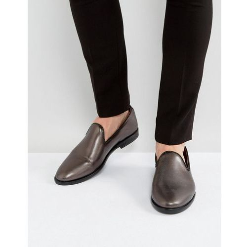 House Of Hounds Anton Patent Loafers In Gunmetal Brown Ceny Opinie Promocje Sklep Airtime
