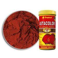 Tropical Astacolor wybarwiający pokarm płatkowy dla paletek 150ml/25g